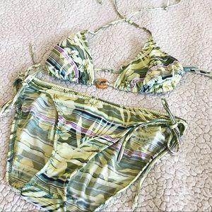 Raisins Tropical Flower Bikini